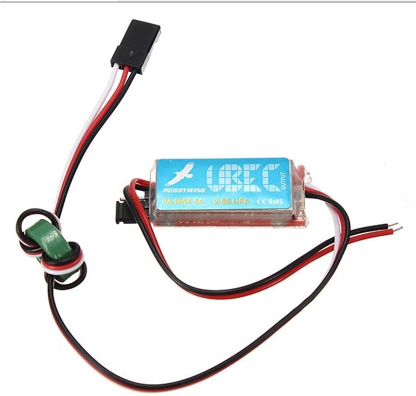 UBEC 3A/5-6V HV high voltage