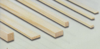 Pine Strip 2×3mm